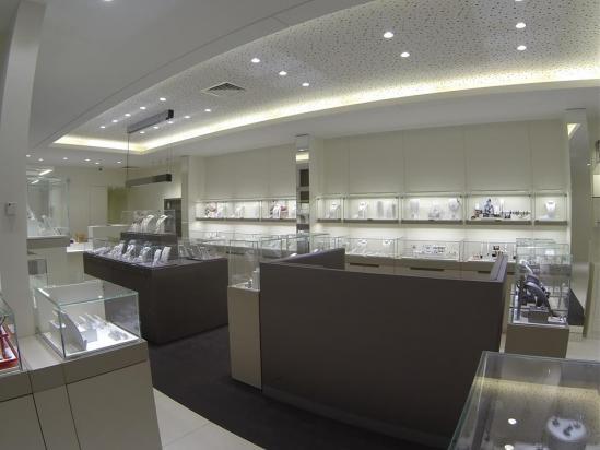 Nouveau magasin
