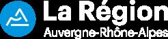 Logo region blanc pastille bleue png rvb